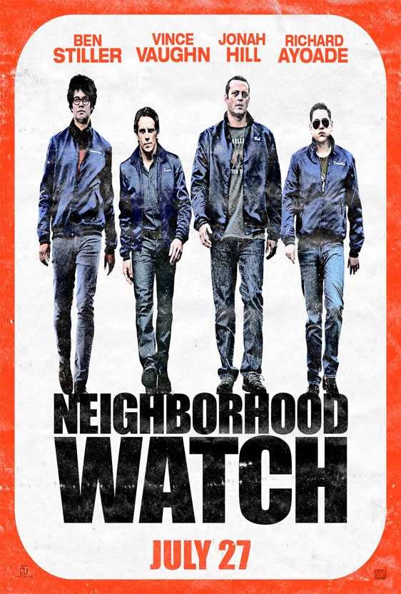 The Watch Poster #2