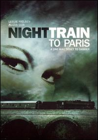 Night Train to Paris Poster #2