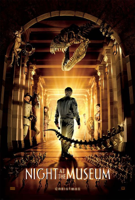 Night at the Museum Poster #1