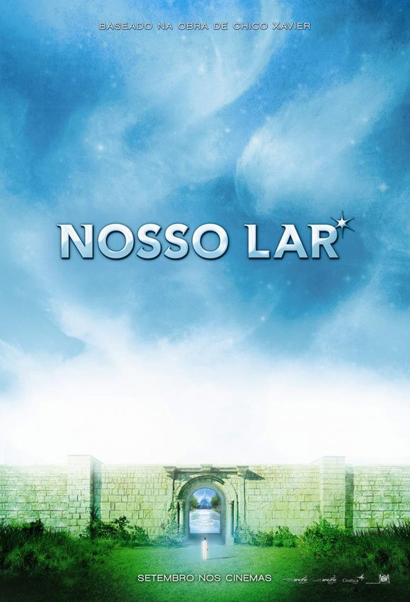 Our Home - The Astral City (Nosso Lar) Poster #1