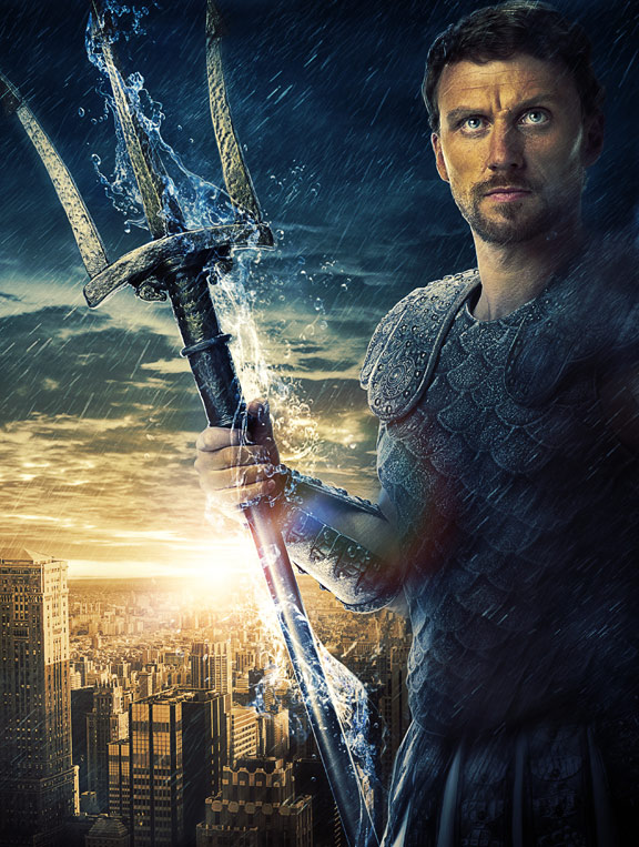 Percy Jackson & The Olympians: The Lightning Thief Poster #16
