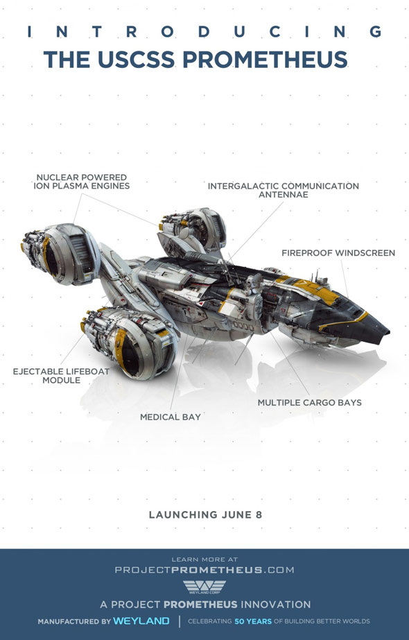 Prometheus Poster #5