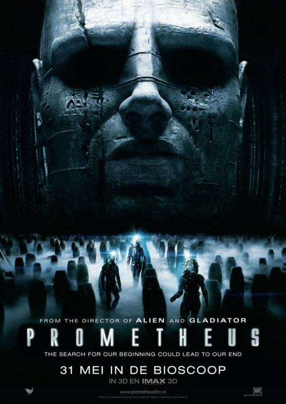 Prometheus Poster #6