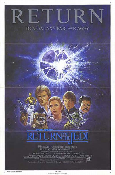 Star Wars: Episode VI - Return of the Jedi Poster #2
