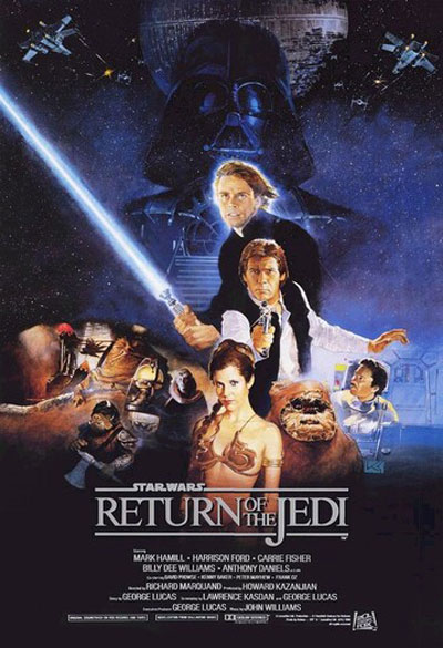 Star Wars: Episode VI - Return of the Jedi Poster #3