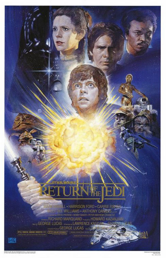 Star Wars: Episode VI - Return of the Jedi Poster #5