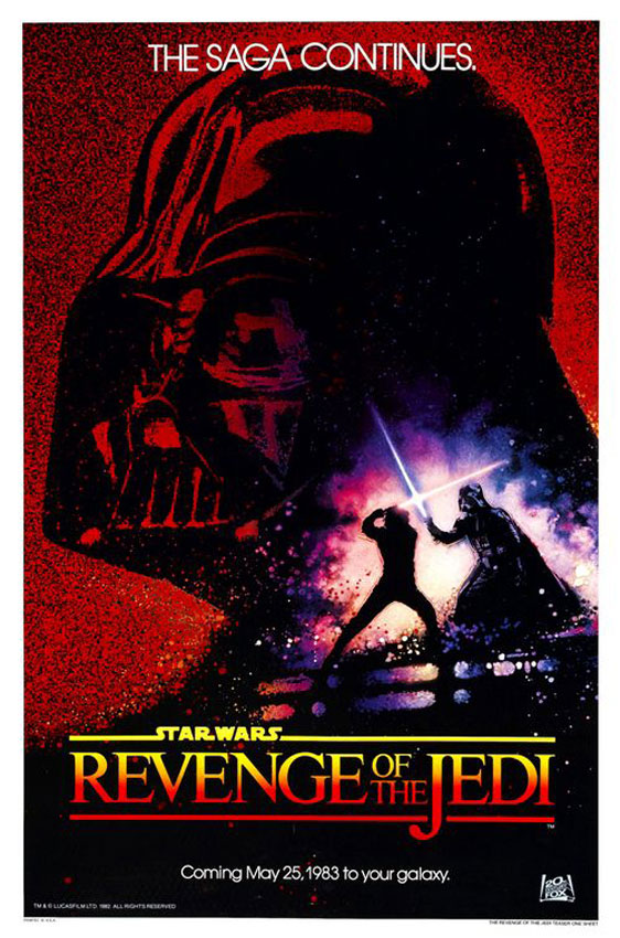 Star Wars: Episode VI - Return of the Jedi Poster #6