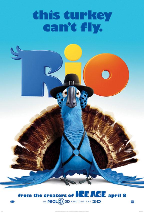 Rio Poster #2