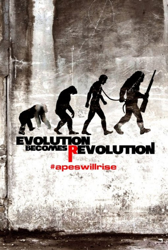 Rise of the Planet of the Apes Poster #8
