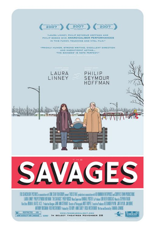 The Savages Poster #2
