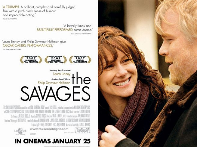 The Savages Poster #3