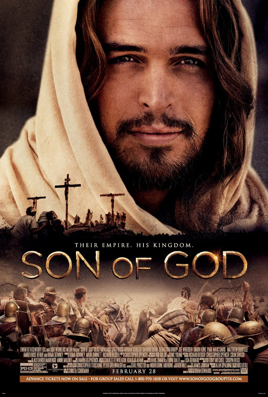 Son of God Poster #1