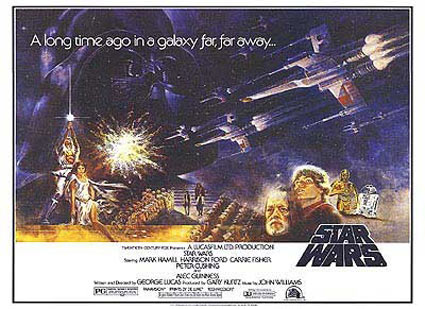 Star Wars: Episode IV - A New Hope Poster #4