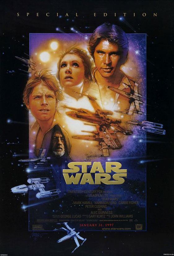 Star Wars: Episode IV - A New Hope Poster #6