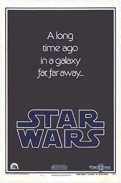 Star Wars: Episode IV - A New Hope Poster #9