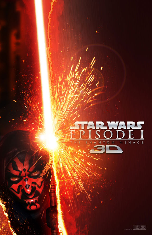 Star Wars Episode I: The Phantom Menace Poster #6