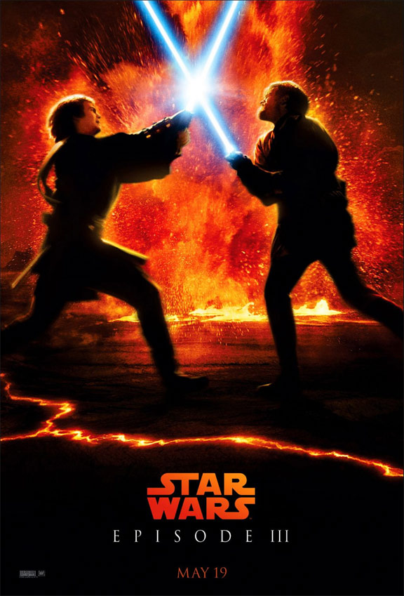 Star Wars: Episode III Revenge of the Sith Poster #3