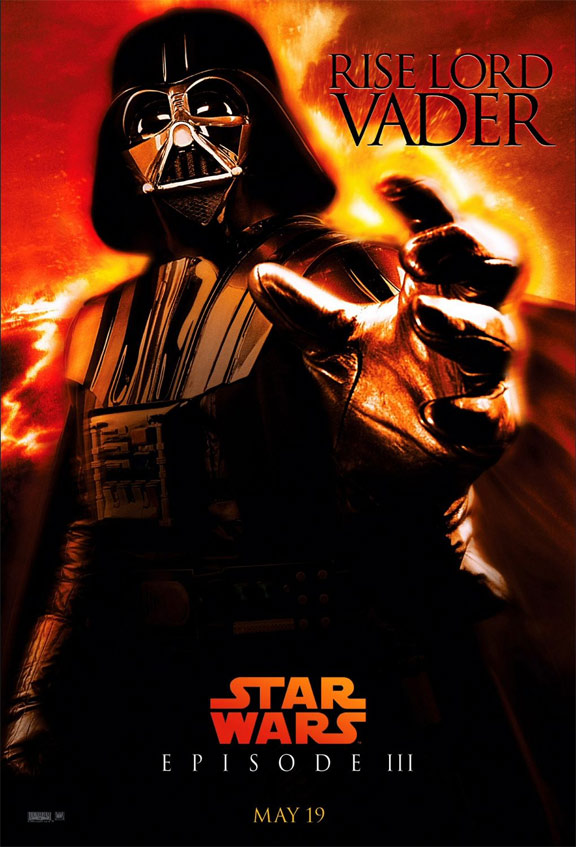 Star Wars: Episode III Revenge of the Sith Poster #5