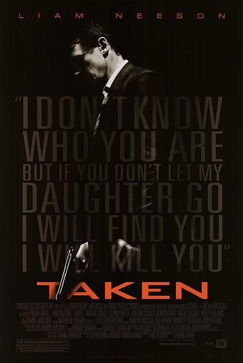 Taken Poster #6