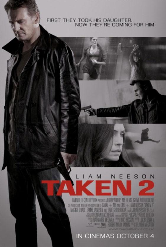 Taken 2 Poster #4