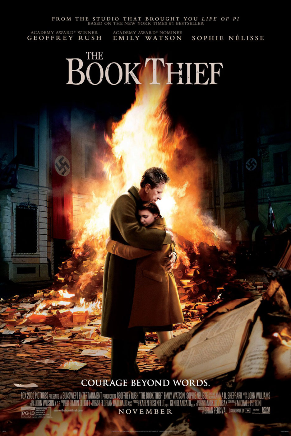 The Book Thief Poster #2