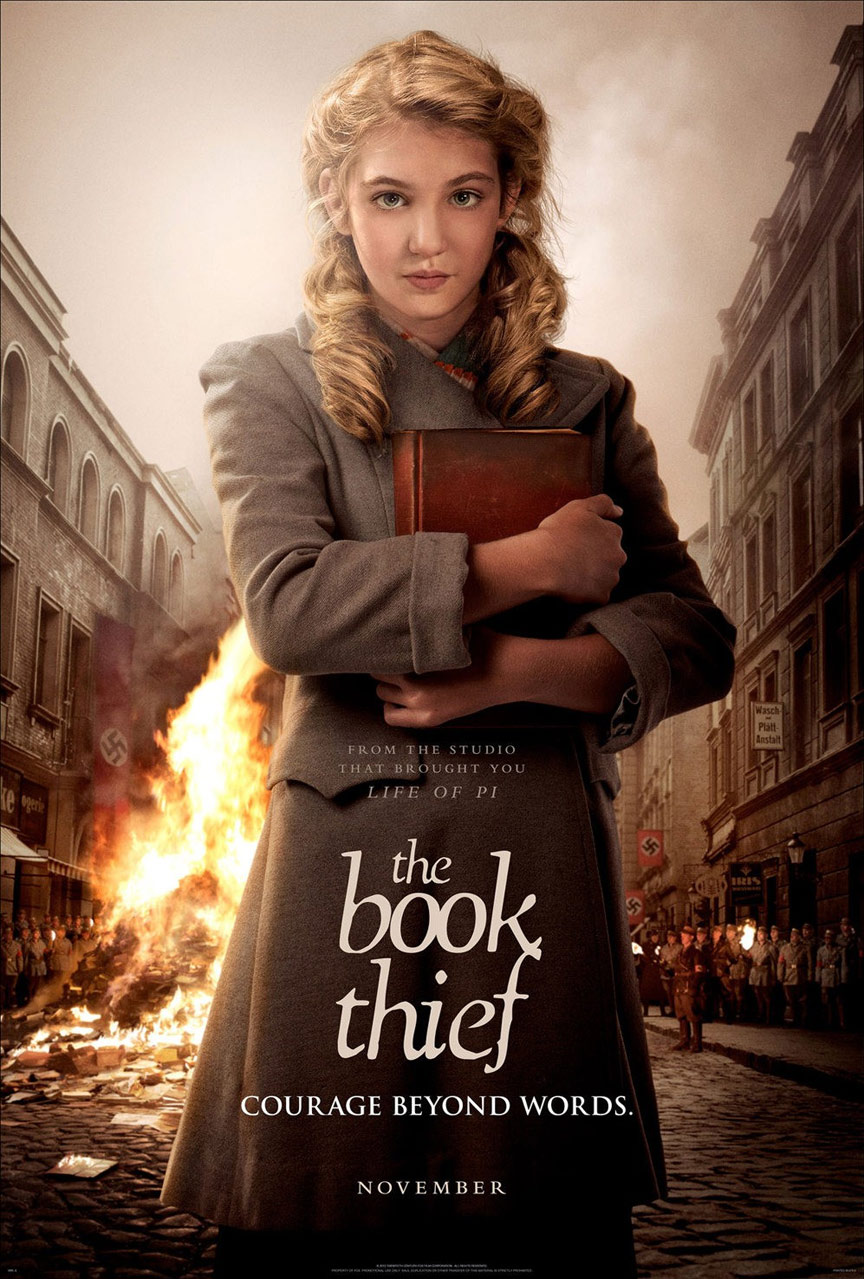 The Book Thief Poster #1