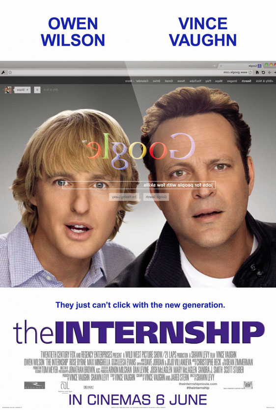 The Internship Poster #2