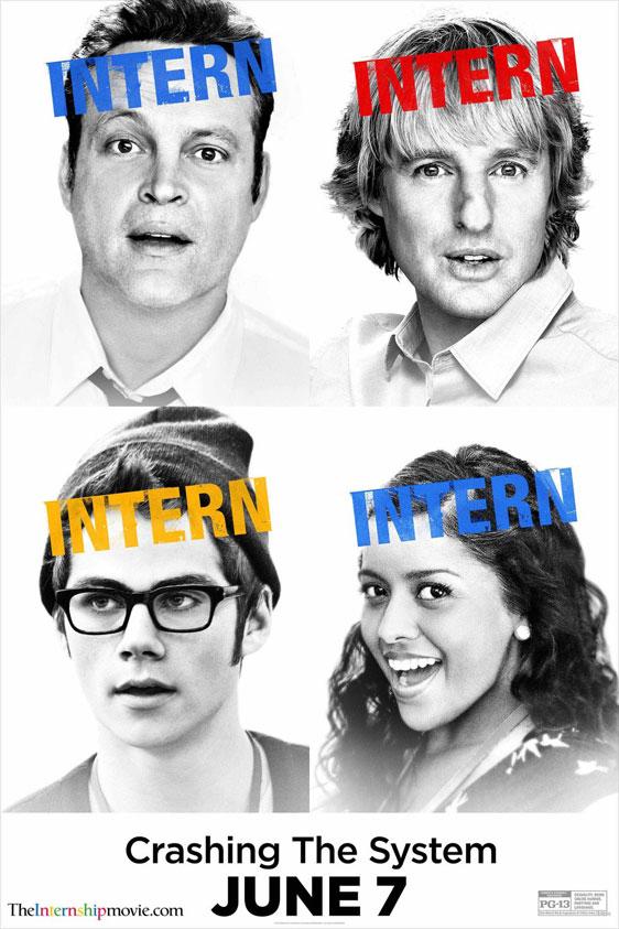 The Internship Poster #6