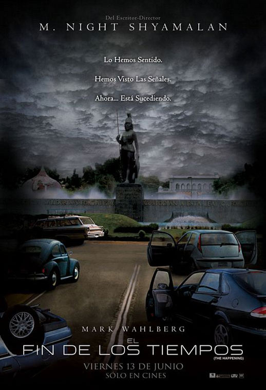 The Happening Poster #5