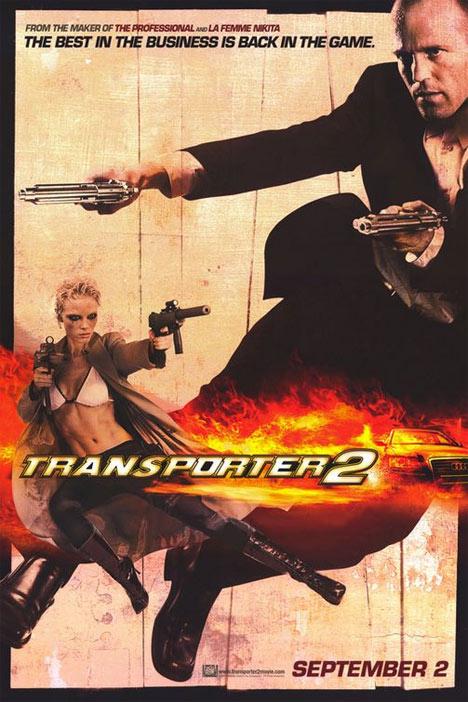 Transporter 2 Poster