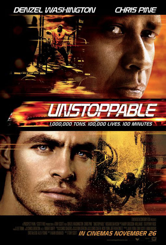 Unstoppable Poster #2