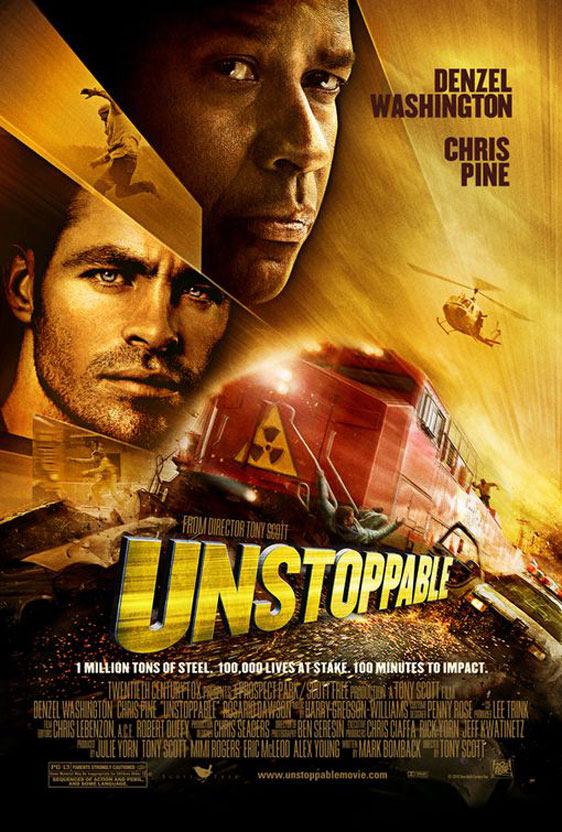 Unstoppable Poster #3