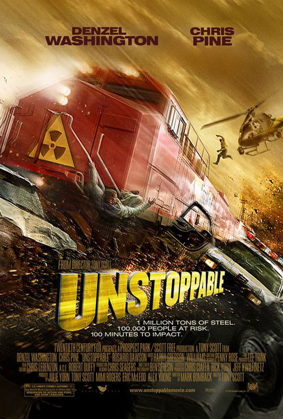 Unstoppable Poster #4