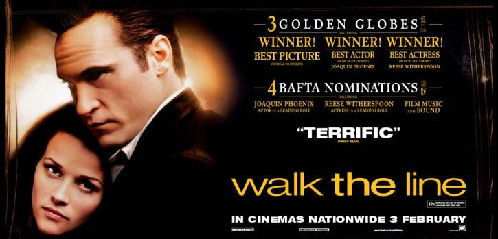 Walk the Line Poster #2