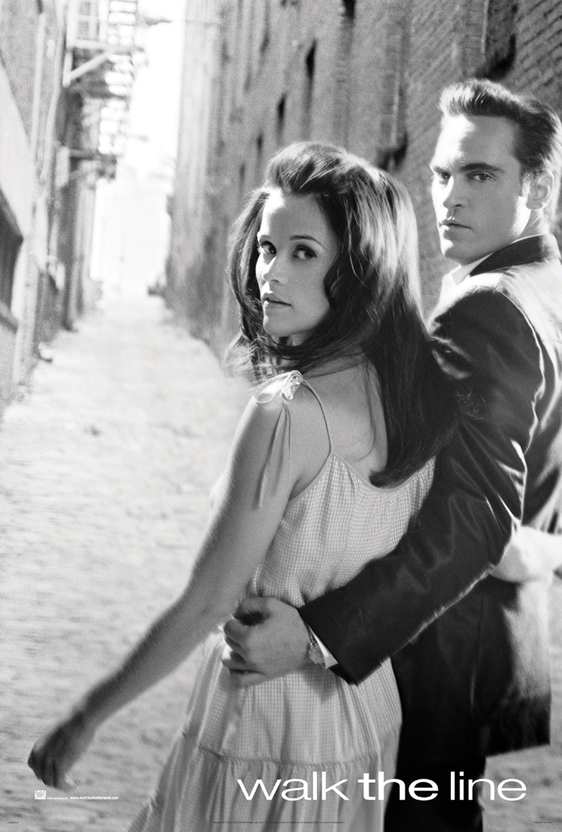 Walk the Line Poster #5