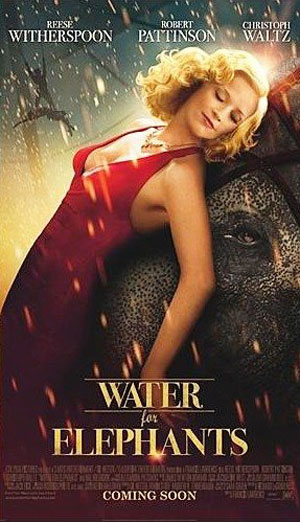 Water for Elephants Poster #4