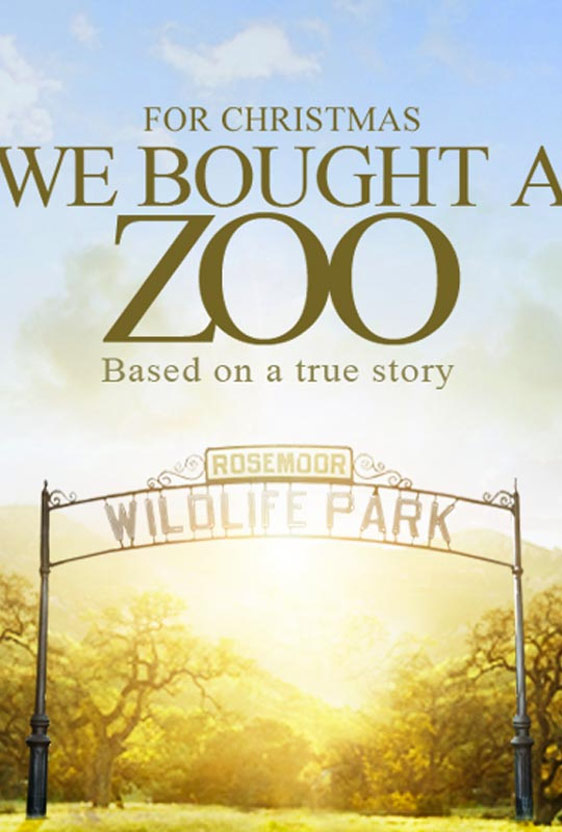We Bought a Zoo Poster #1