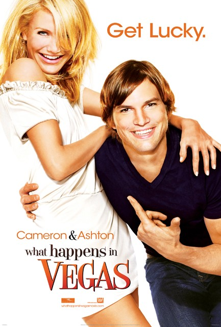 What Happens in Vegas Poster #1