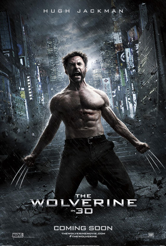 The Wolverine Poster #3