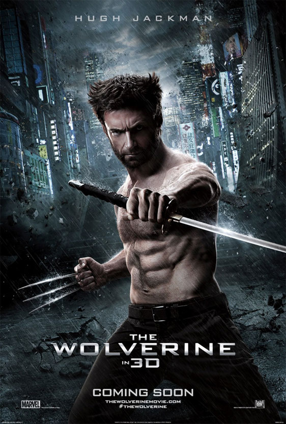 The Wolverine Poster #5