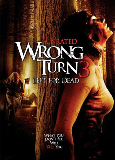 Wrong Turn 3: Left for Dead Poster #2