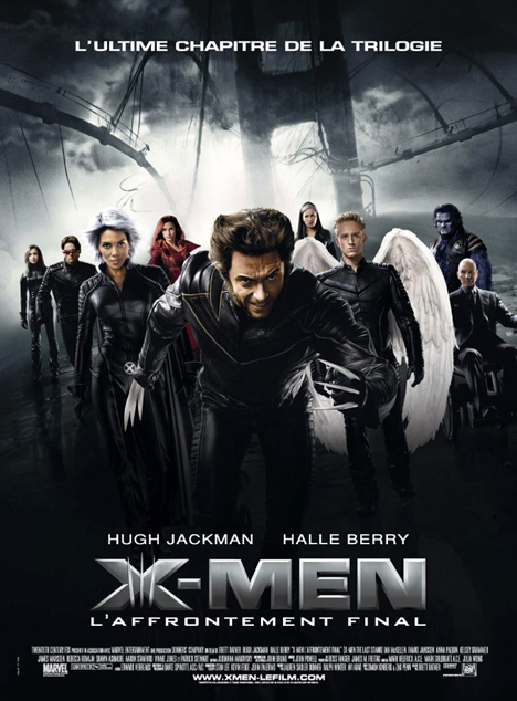 X-Men: The Last Stand Poster #3
