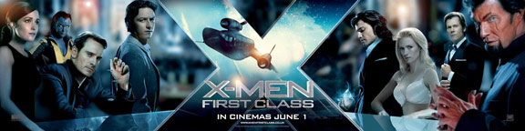 X-Men: First Class Poster #8
