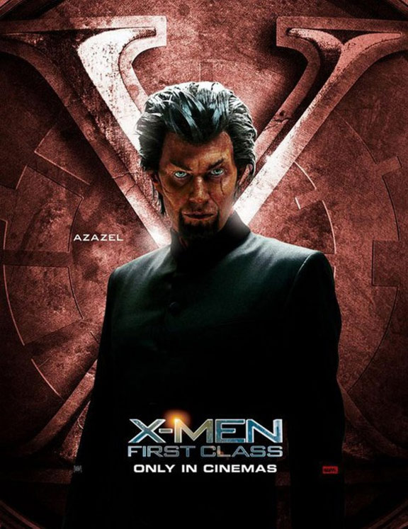 X-Men: First Class Poster #9