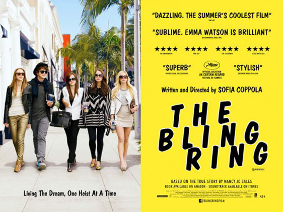 The Bling Ring Poster #4