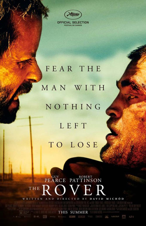The Rover Poster #6