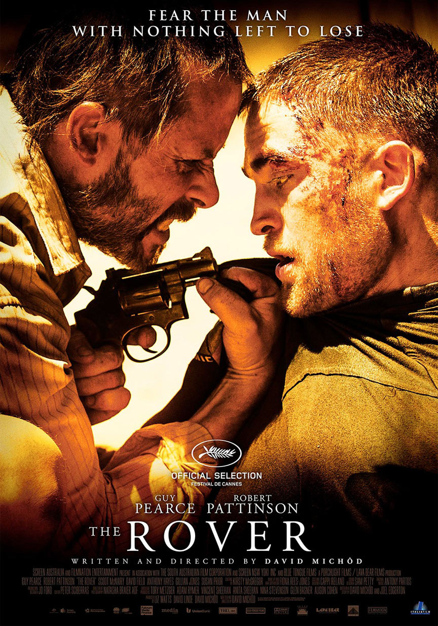 The Rover Poster #7