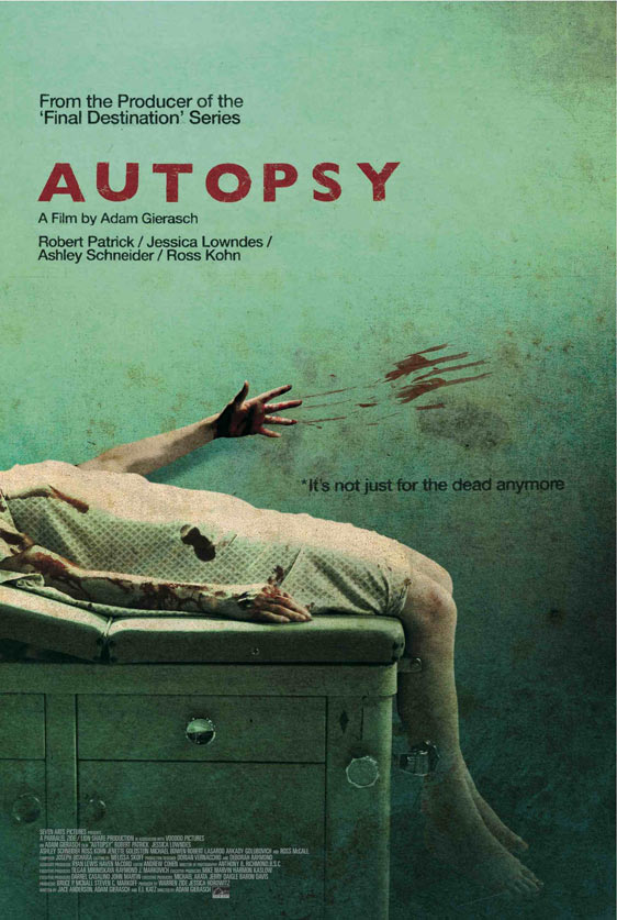 Autopsy Poster #1
