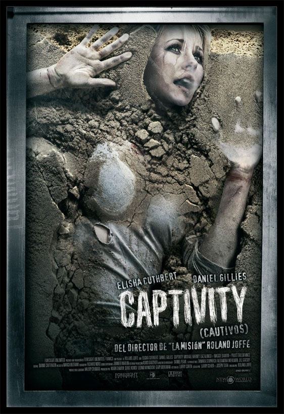 Captivity Poster #2