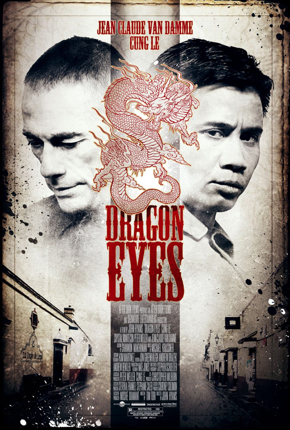 Dragon Eyes Poster #1
